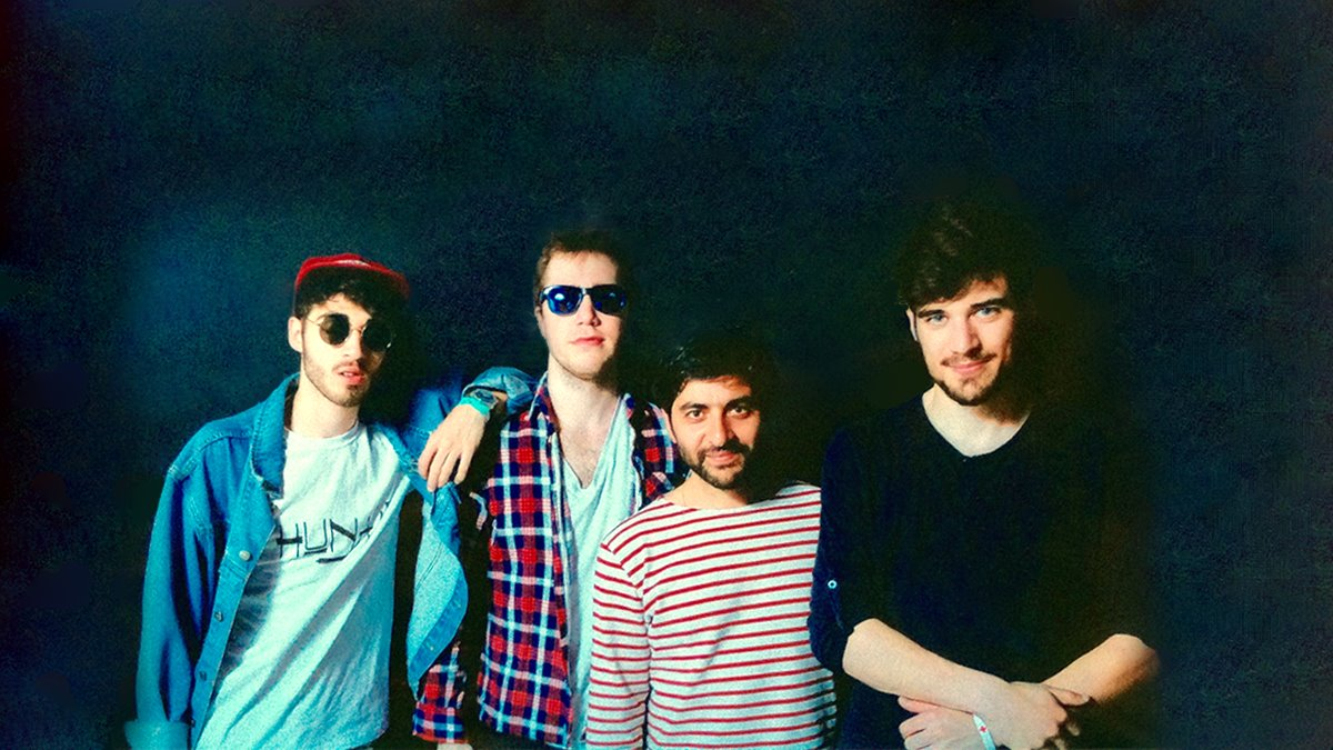 20.02.2016 – The Grand Bay (Indiepop / FR)