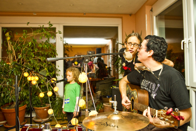 Gig-Blog: HYMN FOR HER, 19.11.2012, Stuttgart