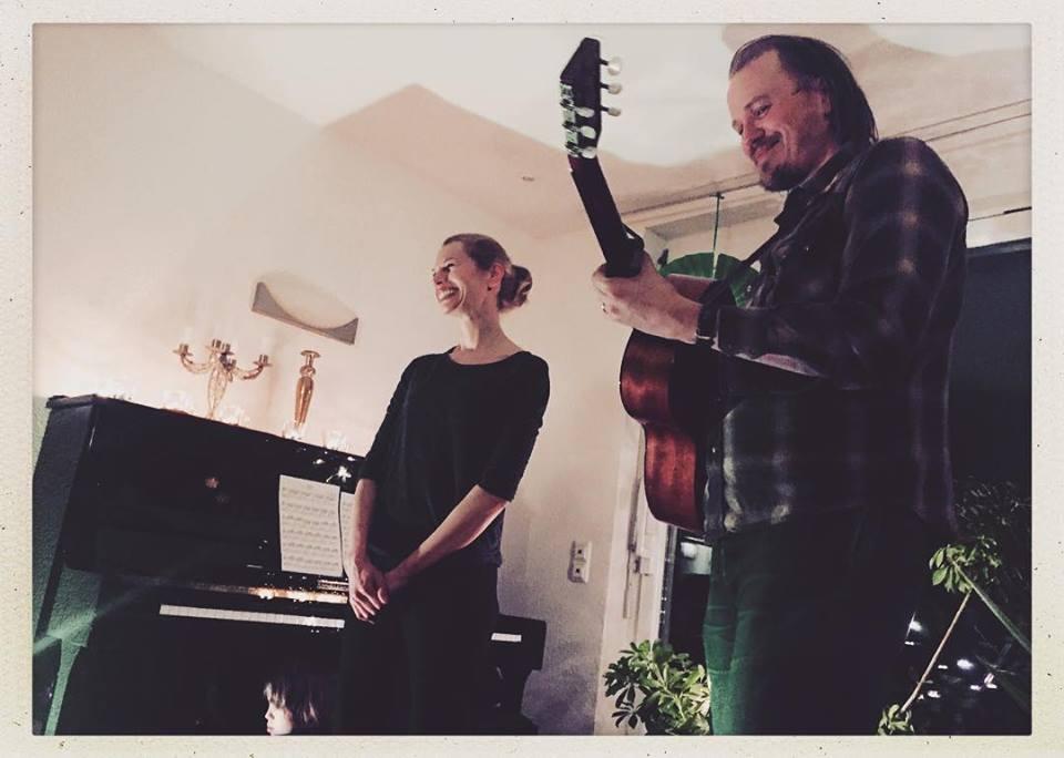 Konzerttagebuch: Karla-Therese & Christian Kjellvander, 07.03.16