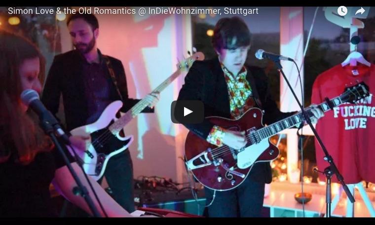 Video: Simon Love & the Old Romantics